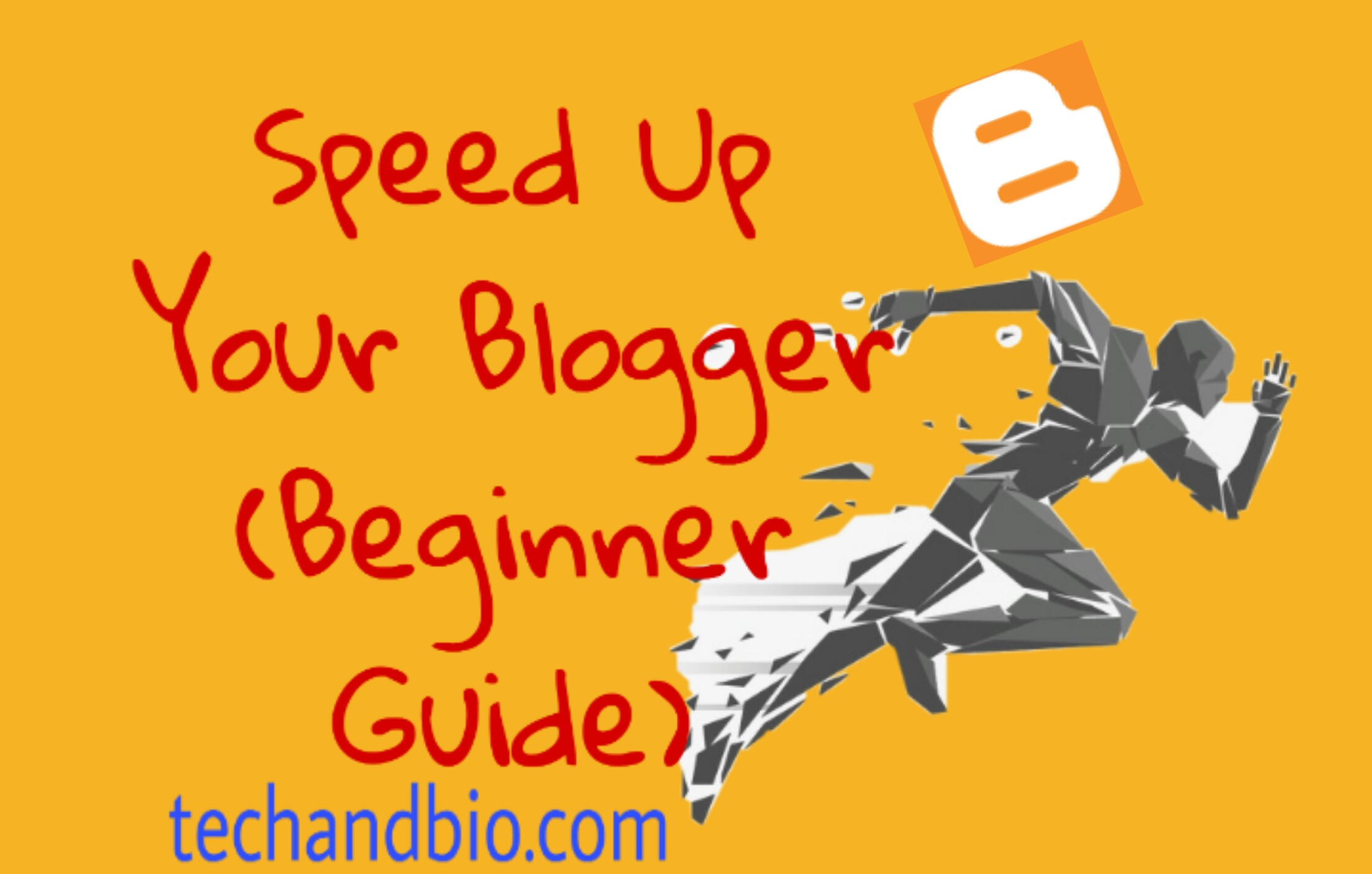 Speed up Blogger